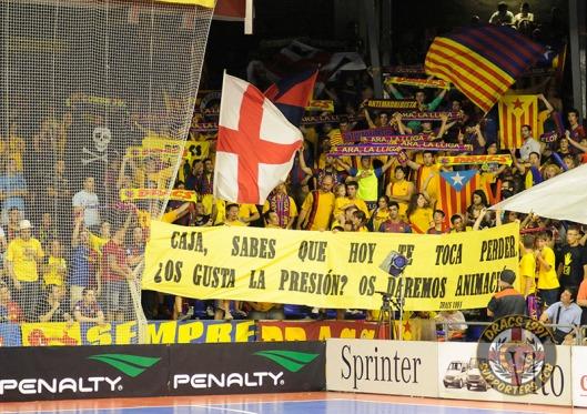 FCB-Caja Segovia