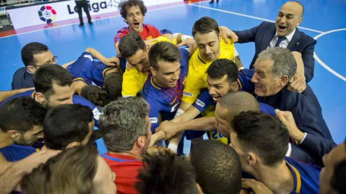 fcbarcelona futbol sala final